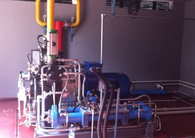АГНКС метановая заправка