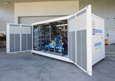 Gasvector-open