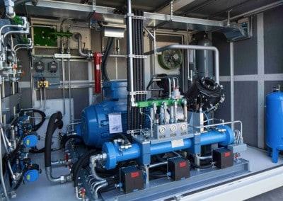GASVECTOR FORNOVO GAS (Իտալիա) – դա հրակայուն, ձայնամեկուսացված